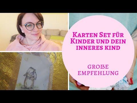 Karten Set für Kinder und dein inneres Kind | große Empfehlung | Frau Farbenfroh (P)