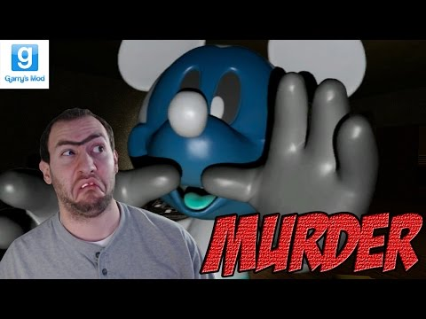 Gmod Murder Five Nights At Treasure Island Map: Most Embarassing Scare Yet! video