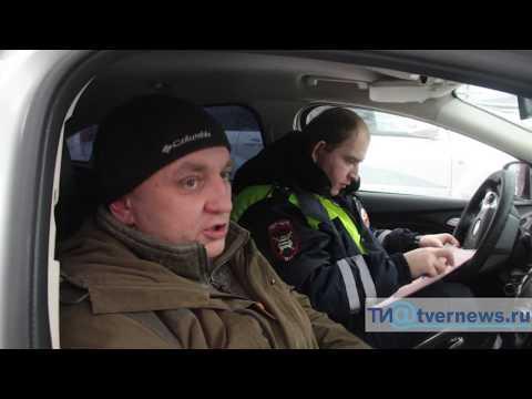 В Твери очень пьяный водитель «Тойоты Ленд Крузер» чуть было не раздавил сотрудника автосервиса