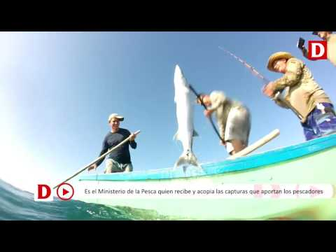 Pesca al troleo en Sancti Spíritus