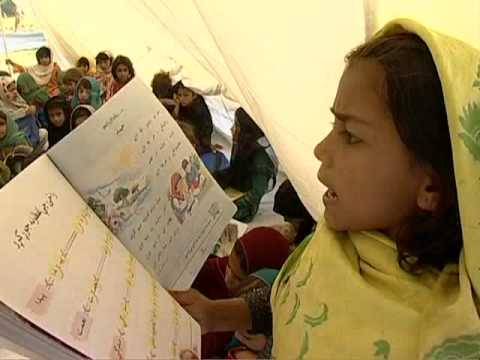 UNICEF: Bringing stability to displaced families in Pakistan
