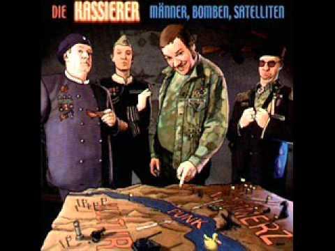 Die Kassierer - Hoch Den Rock Rein Den Stock