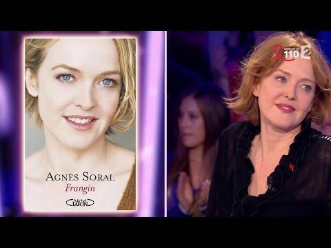 Agnès Soral - On n'est pas couché 28 mars 2015 #ONPC