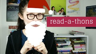 BookTube News: December Read-a-Thons!
