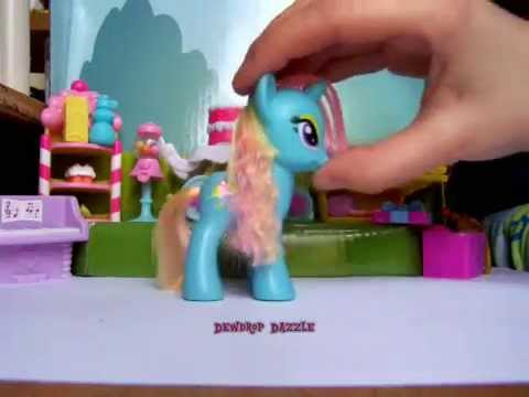 Updated My Little Pony Collection video