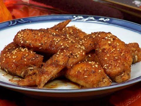 Thanksgiving Tebasaki Chicken Wings 感謝祭の手羽先の唐揚げ