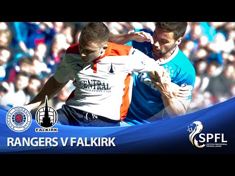 Gers strike late against Falkirk to take battle down to the wire