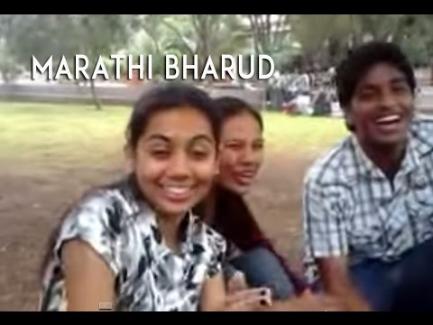 Marathi Drama   Song   Bharud At Dr.bamu Youthfest-12 Backstage Masti kesari Funi Ga Kali Pot Mani video