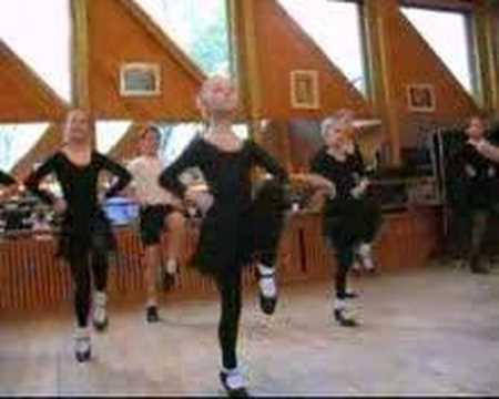 урок народного мужского танца видео