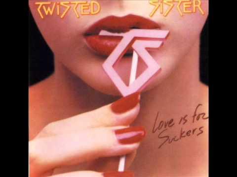 twisted sister – tonight (musica para cantar antes de ir pra balada)