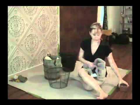 Newborn Photography Posing Basket Securing Mp4 Youtube