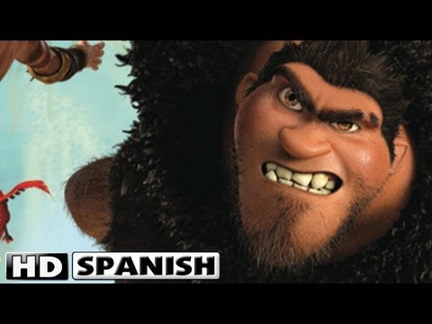 The Croods - Trailer En Espa ñol (2013)