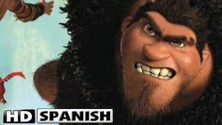 The Croods - Trailer En Español (2013)