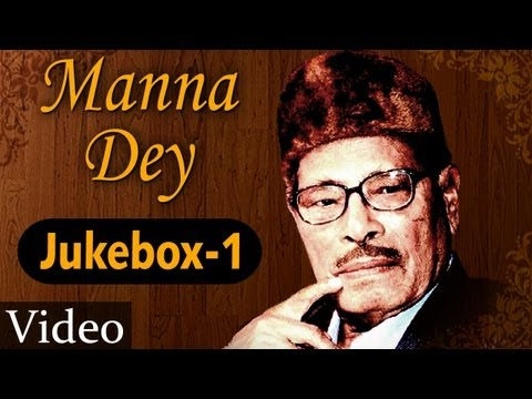 Top 10 Manna Dey Songs - Video Jukebox - 1 - Bollywoods Evergreen...
