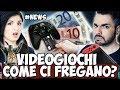 ECCO COME EA POTREBBE FREGARCI I SOLDI! + IL MISTERO DI UBISOFT #NEWS MP3