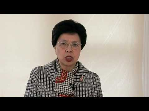 Vaccination message by Dr. Margaret Chan, Director-General WHO