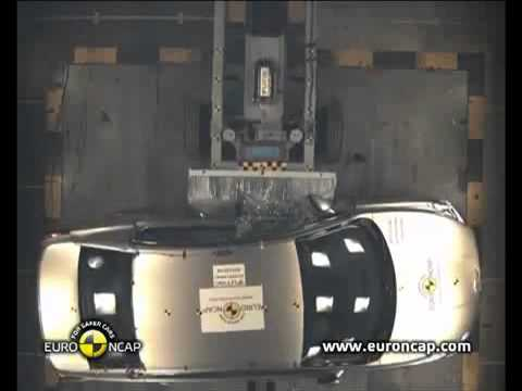 Peugeot 508 Краш тест Euro NCAP