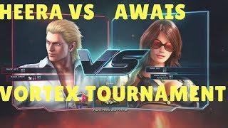 Tekken 7 Heera Malik(Steve) vs Awais Liaqat(Katrina)