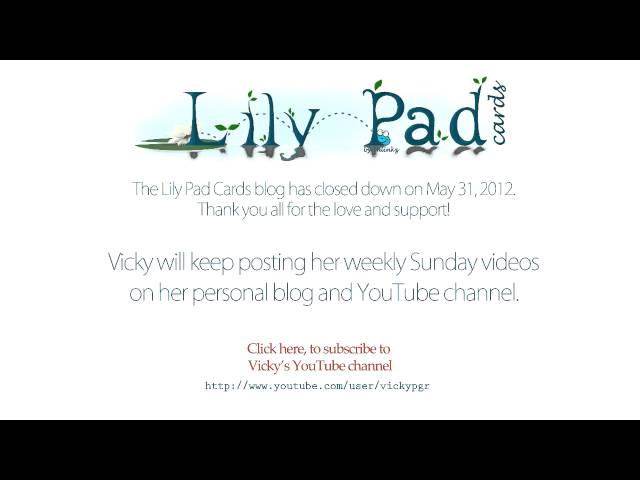 Lily Pad Cards videos