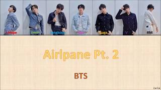 download musica BTS 방탄소년단 - Airplane Pt 2 Color CodedHanRomEng