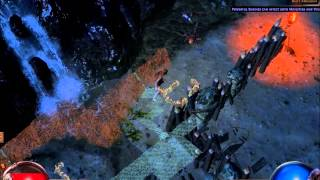 Path Of Exile Ep 1 A pretty bada$$ gayme and nice charcters