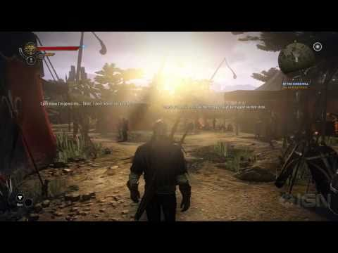 The Witcher 2: Official Environments Trailer