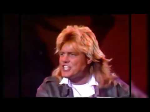 Dieter Bohlen  (Modern Talking) - Sorry Little Sarah, She a Lady, Big Boys Don't Cry