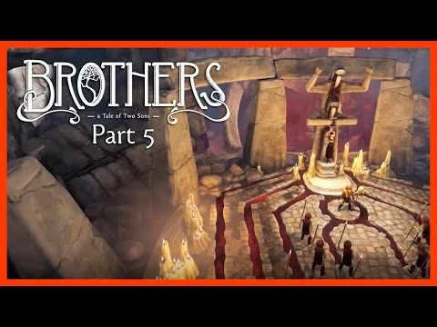 Brothers: A Tale of Two Sons | Прохождение #5