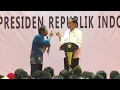 Video Kocak..! Tingkah Lucu Petani Membuat Presiden Jokowi Ketawa Terpingkal di Bandung, Bikin Ngakak
