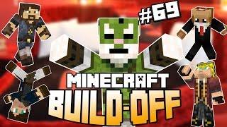 Minecraft Build Off #69 - BLOEMETJES & BIJTJES!