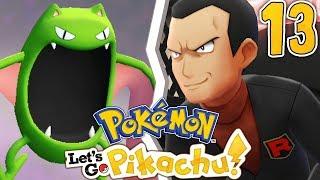 LETZTER ORDEN! Pokémon Let's Go Pikachu & Evoli! #13