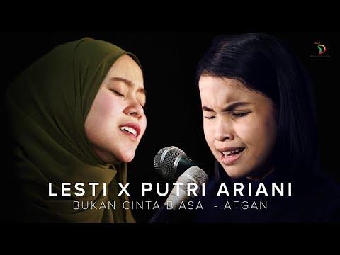 Download Merinding!! Bukan Cinta Biasa Afgan Pop Dangdut | Lesti X Putri Mp4 baru