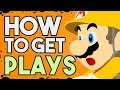 How to Get Your Super Mario Maker 2 Levels Played!