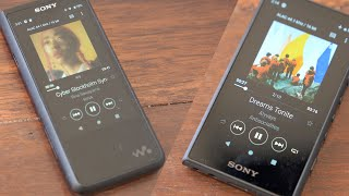 Sony NW-A105 / NW-ZX507: Android, For Better Or For Worse