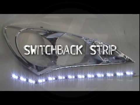 Genesis Coupe LED Audi Strip Review and Install Tips