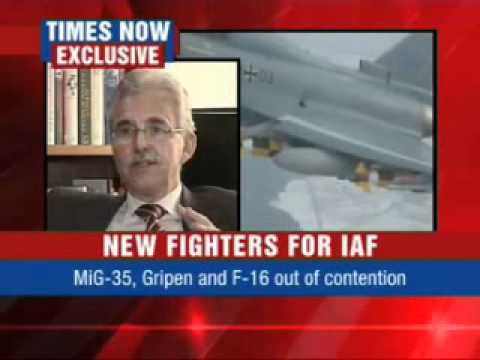 Eurofighter Typhoon and Dassault Rafale leading the race for India MRCA  Deal