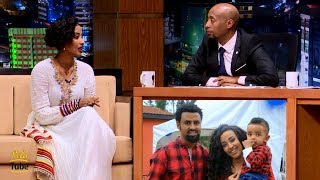 Seifu on EBS: Interview With Best Actress Award Winning Kalkidan Tibebu Part Three