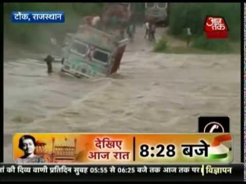 Aaj Tak impact: CM Vasundhra Raje sends copters to rescue stranded sand miners