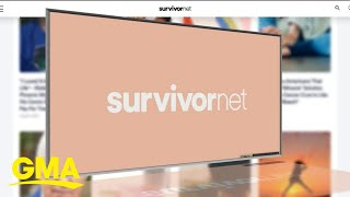 How the online 'Survivor Net' community is spreading hope l GMA