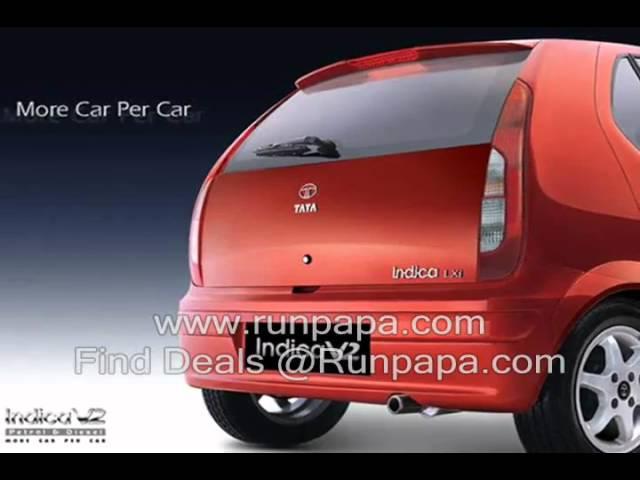 Tata Indica V2 Turbo, Tata Indica V2 Price List