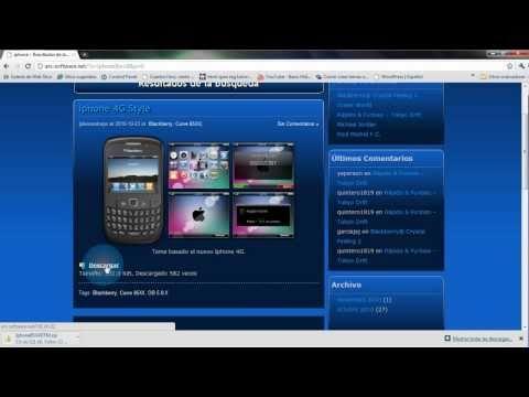 Real Estate BlackBerry App - Zillow