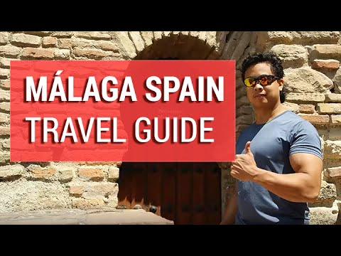 Málaga Spain - Tourist Travel Guide:  Essentials, History & Practical Tips