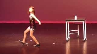 The Cup Song Tap Dance