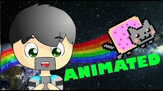 Thinknoodles Animated: Nyan Cat Takeover!