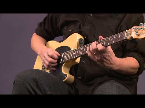 Lessons - Blues - Picking Blues
