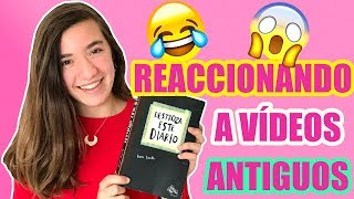 "Reaccionando a vídeos antiguos : ""Destroza este diario"" . Kitty Sweety"
