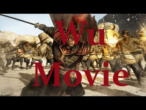 Dynasty Warriors 8 - Wu Kingdom All Cutscenes Movie English...