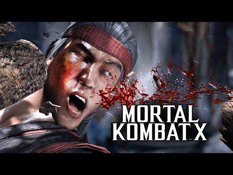 Mortal Kombat X -  ИГРА НА ЭКСПЕРТЕ (Жесть)