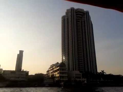 Sample Video Clip from Samsung GALAXY Cooper [Ace] GT-S5830 #2 @ Chaophraya River