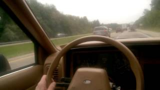 1984 Ford Tempo Diesel Drive